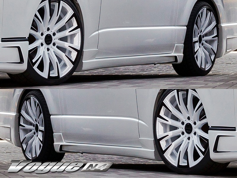 SECONDHOUSE VOGUE N4 FrontBumper